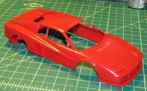 Monogram Ferrari 512 Testarossa